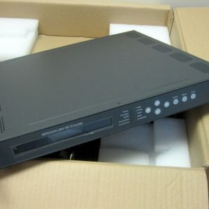 Solasat MPEG-4 HD Encoder