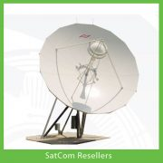 ASC Signal 6.5M C-Band 4-Port CP Motorized Earth Station Antenna
