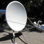 GDSatcom 1.2M Ku-Band Flyaway Antenna