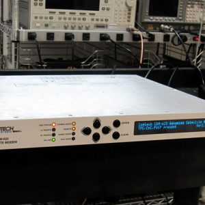 Comtech CDM-625 Modem with 10Mb CnC