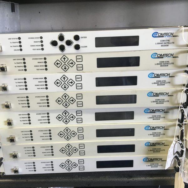 Comtech CDM-760 Modem