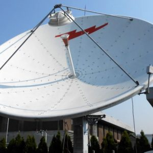 Andrew 4.6M Ku-Band Earth Station Antenna