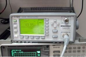 Testing Wavestream 100W Ku-Band BUC