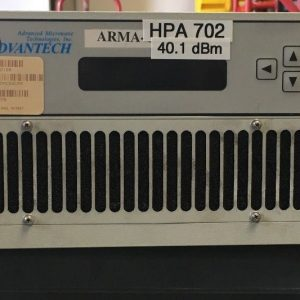 Advantech ARMA-C60-CRM 60W C-Band Solid State Power Amplifier, 5.85-6.425 GHz