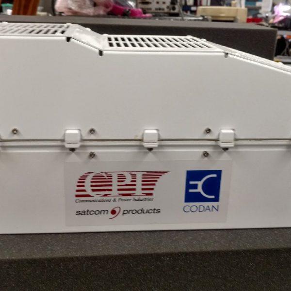 Codan-CPI 60W C-Band MBUC, AC Powered