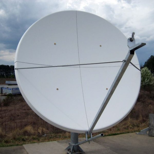 GD Satcom 1244 Series 2.4M C-Band VSAT Antenna