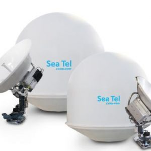 SeaTel 4010 3-Axis Maritime Stabilized Antenna